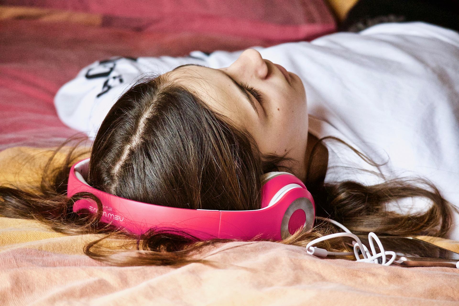 insomnie ecoute musique
